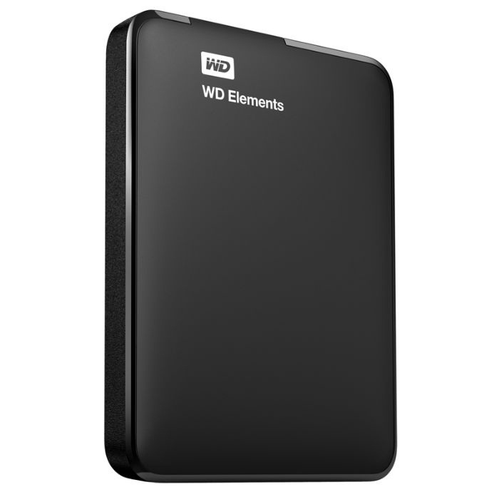 Ổ cứng di động WD Elements 4TB– Ext, mini 2.5' – USB 3.0  OCWD0133