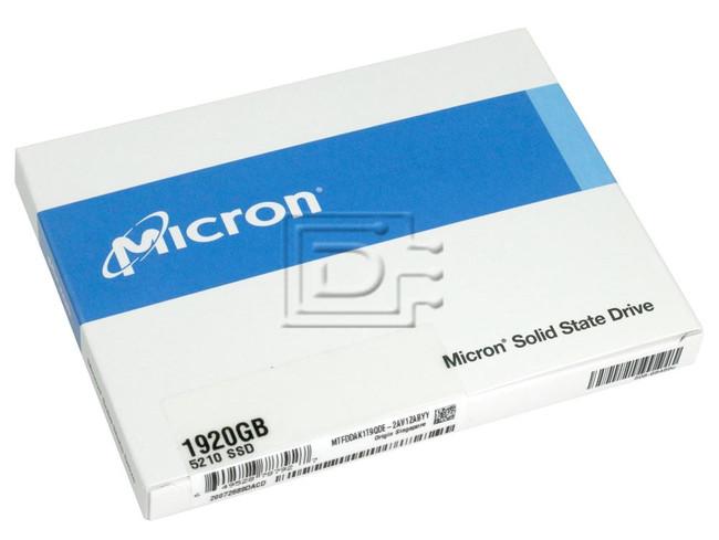 Ổ Cứng SSD Micron 5210 ION 1.92 TB