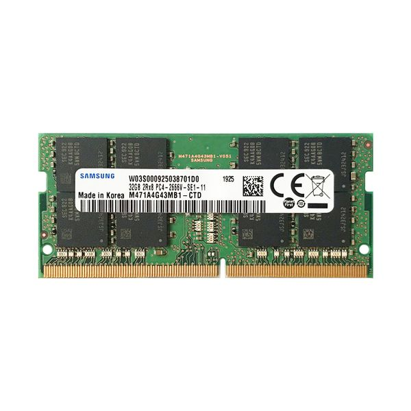 Ram Laptop Samsung DDR4 32GB Bus 2666MHz CL19