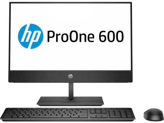 Máy tính để bàn HP ProOne 600 G5 TOUCH AIO, Core i5-9500(3.00 GHz,9MB),4GB RAM DDR4,1TB HDD,DVDRW,Intel UHD Graphics,21.5