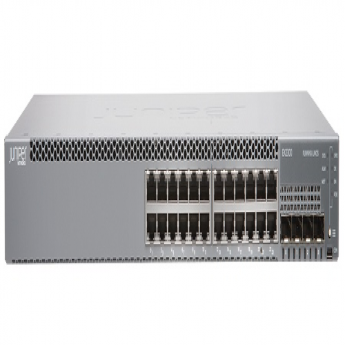 Thiết Bị Mạng Switch 24 Ports 10/100/1000 Ethernet with 4-port SFP/SFP+ Juniper EX2300-24T