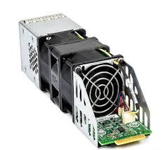 Hp 519325-001 Fan Assembly For Storageworks D2600 D2700 Disk Enclosures.