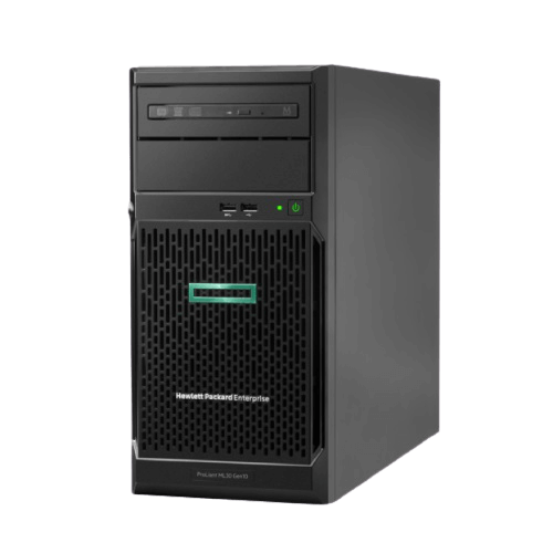 Chassis HPE ProLiant ML30 Gen10 - 350W Power Supply