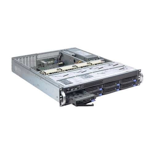 Chassis SSNR208H - 2x550W Power Supply