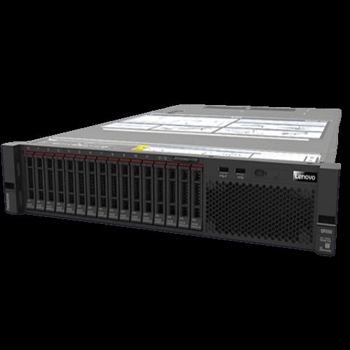 Lenovo ThinkSystem SR550 8LFF - 2U