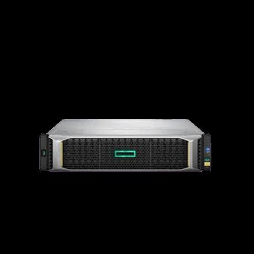 HPE MSA 2050 SAN DC SFF Storage