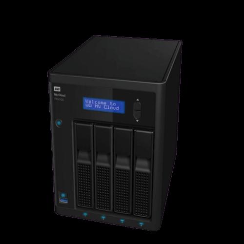 Ổ Cứng Mạng Gắn Ngoài Western Digital My Cloud PR4100 0TB Gigabit Ethernet