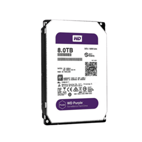 Ổ Cứng HDD WD Purple Surveillance 8TB 3.5