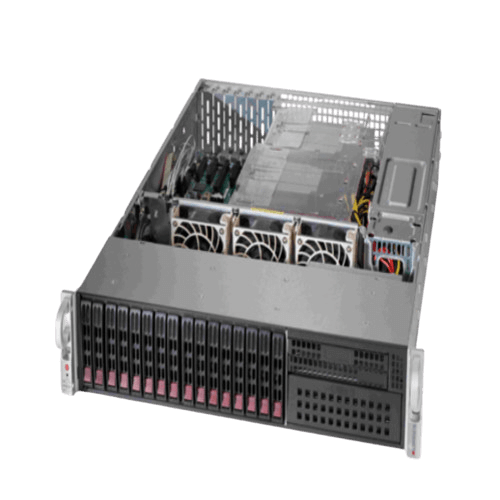 SUPERMICRO 216BAC-R920LPB 2.5IN