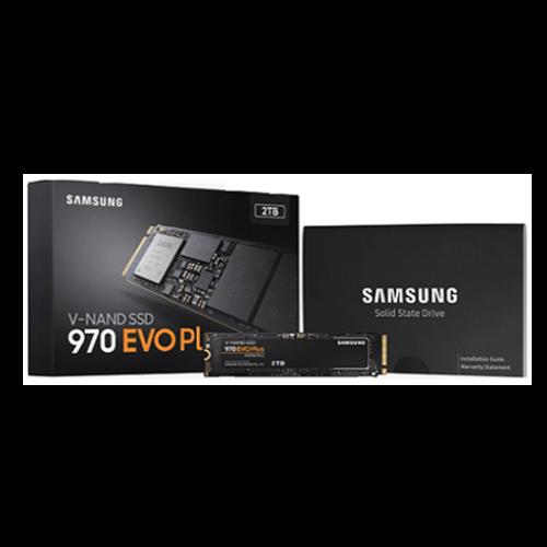 Ổ cứng SSD Samsung 970 EVO PLUS 2TB NVMe M.2 (MZ-V7S2T0BW)