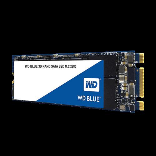 Ổ Cứng SSD Western Blue 2TB M2 2280 3D NAND WDS200T2B0B