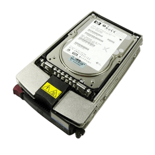 HP 36.4-GB U320 SCSI HP 10K HDD
