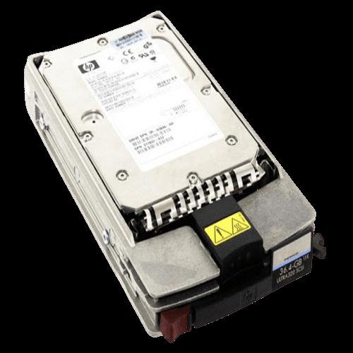 HP 36.4-GB U320 SCSI HP 15K