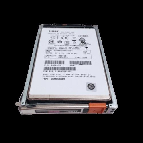 EMC 800GB SSD SAS 6G 2.5″ Hard Drive