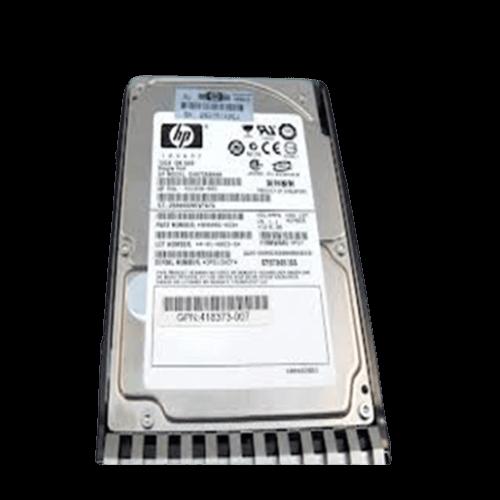 HP 72GB 2.5