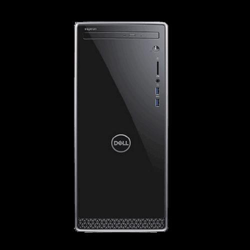 Máy tính để bàn PC Dell INS3470ST i3-8100/4GD4/1T7/DVDRW/5in1/WLn/BT4/KB/M/Đen/LNX/preSup (V8X6M1)