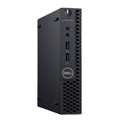 Máy Bộ PC Dell OptiPlex 3070 Micro 42OC370002 (i3-9100T/4GB RAM/500GB HDD/WL/Linux)