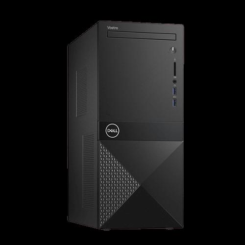 Máy tính để bàn - PC Dell Inspiron 3670 MT MTI39207-8G-1T (i3-9100/8GB/1TB HDD/UHD 630/Ubuntu)
