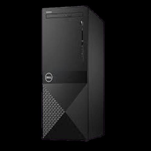 MÁY TÍNH ĐỂ BÀN DELL VOSTRO 3670MT i5-8400 (2.8Ghz)/ 4GB/ 1T7/ DVDRW/5 In 1/ WLn/ K/ M/ LNX/ ProSup