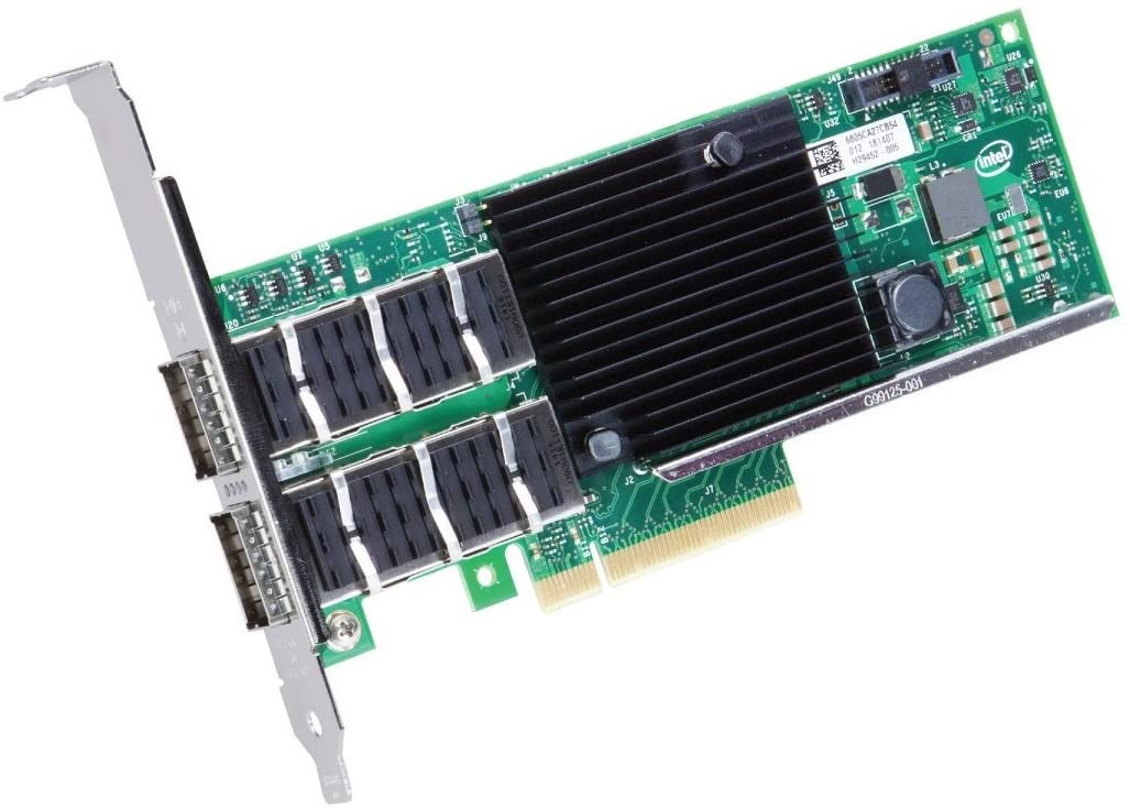 Intel Ethernet Converged XL710-QDA2 Network Adapter + DAC 1m