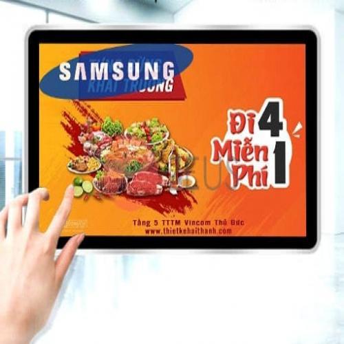 Màn Hình LCD Cảm Ứng Treo Tường 32inch SamSung CYL-TH320B1-WS