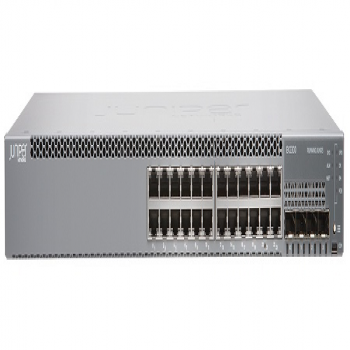 Switch JUNIPER 24-Port 10/100/1000 Ethernet PoE+ with 4-port SFP/SFP+ (EX2300-24P)