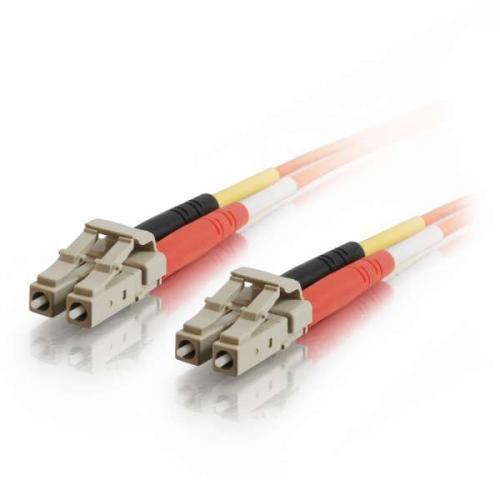 Dây Nhảy Quang LC/UPC - LC/UPC Patch Cord Multi Mode 50/125 Duplex 2M Sợi Đôi