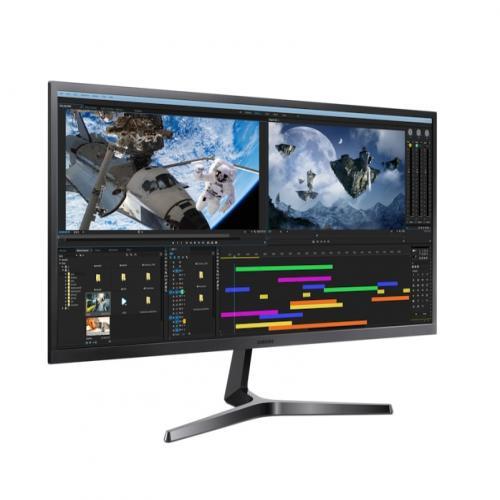 Màn hình máy tính Samsung LS34J550WQEXXV 34inch WQHD 75Hz