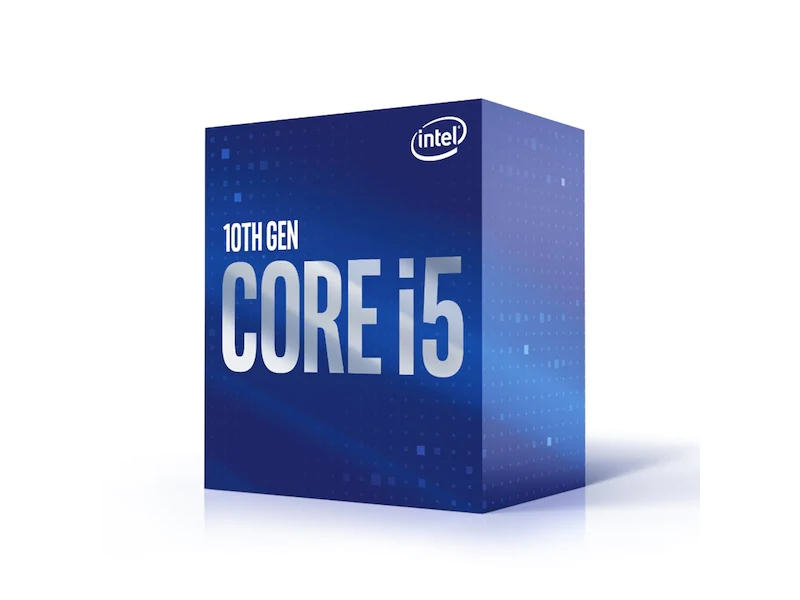CPU Intel Core i5-10500 (3.1GHz turbo up to 4.5Ghz, 6 nhân 12 luồng, 12MB Cache, 65W) - Socket Intel LGA 1200