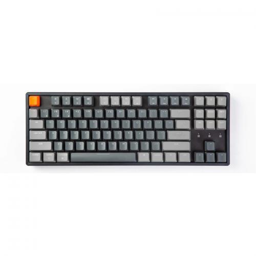 Bàn phím cơ Keychron K8 J1 (Gateron Red switch/nhôm/RGB)