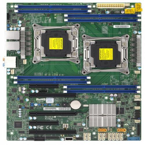 Mainboard Server Supermicro X10DAL-I