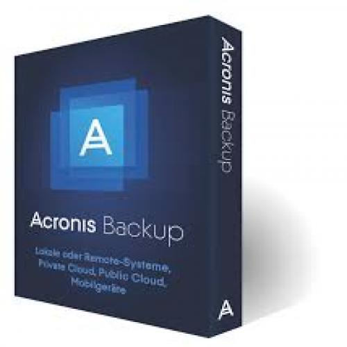 Phần Mềm Acronis Cyber Backup Standard Virtual Host License incl Acronis Premium Customer Support ESD