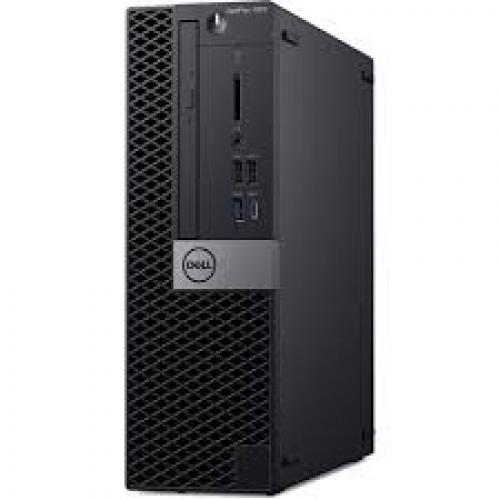 Optiplex 7070 SFF  Intel Core i5-9500 (3 GHz, 6C6T, 9MB)/ 8GB (1x8GB) DDR4-2666/ SSD 256GB M.2 2280 PCIe NVMe/ Intel UHD Graphics/ DP + HDMI Port/ Wifi + BT/ Wireless Mouse & Keyboard/Ubuntu 18.04/ 3Y Pro-KYHD