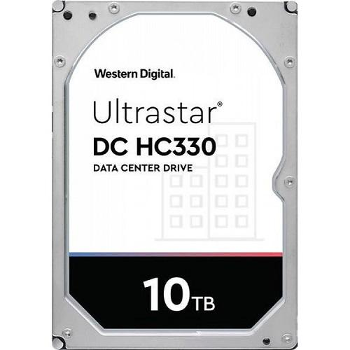 Ổ Cứng HDD WD Ultrastar DC HC330 10TB 7200RPM 3.5inch SATA 6Gb/s 512e