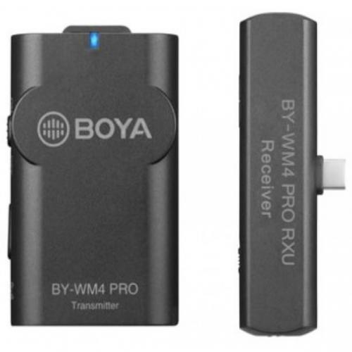 Microphone BOYA BY-WM4 Pro-K5, Type-C