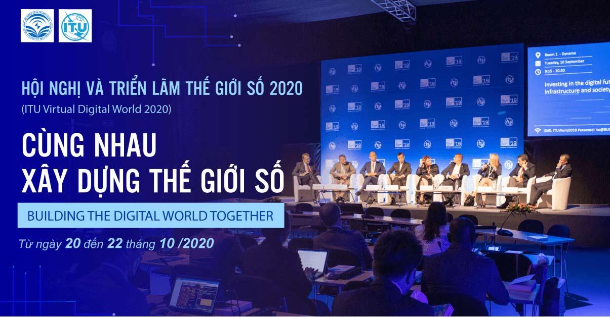 Siêu Siêu Nhỏ tham gia Hội nghị Triển lãm Thế giới số 2020