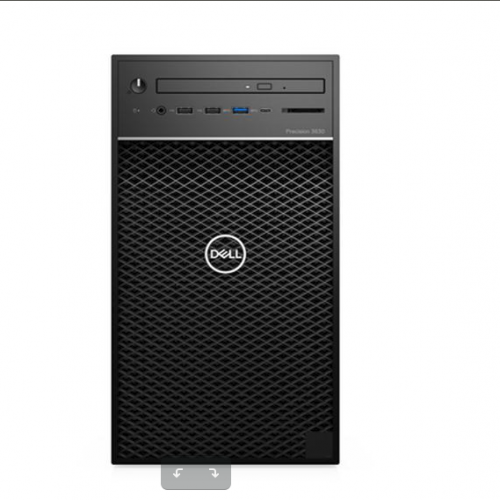 Máy Bộ WorkStation Dell Precision 3640 Tower CTO BASE 42PT3640D09 (Intel Xeon W-1250/Ram 8GB DDR4/HDD 1TB/Nvidia Quadro P1000, 4GB/ DVDRW/ Ubuntu)