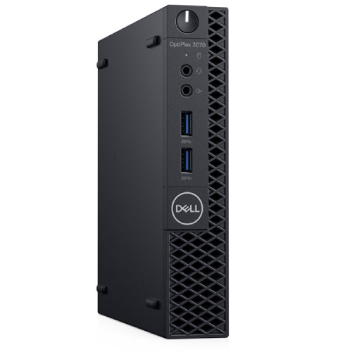 Máy Bộ PC Dell OptiPlex 3070 Micro 42OC370004 (i5-9500T/4GB RAM/500GB HDD/WL/Linux)