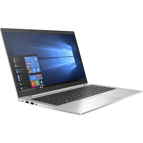 Laptop HP ELITEBOOK 840 G7 (1A1B7PA)/ Intel core i7-10510U (1.80GHz, 8MB)/ Ram 8GB DDR4/ SSD 512GB + 32GB Optane/ Intel UHD Graphics/ 14.0 inch FHD/ 3Cell/ FP/ Win 10 Pro/ 3Yrs