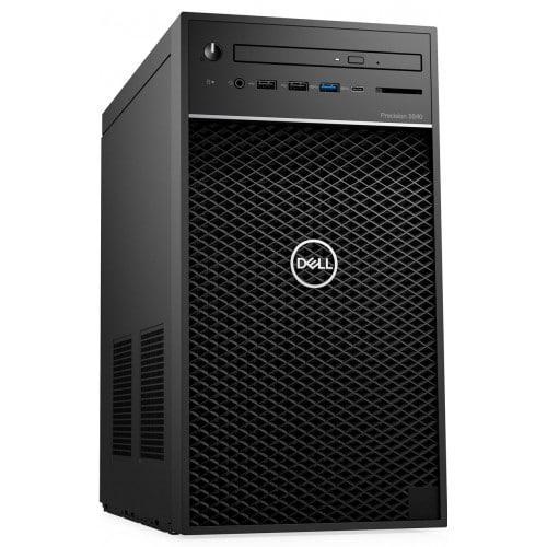 Máy Bộ Workstation Dell Precision 3640 Tower CTO Base 42PT3640D03 (i7-10700K/8GB RAM/1TB HDD/P620/DVDRW/K+M/Ubuntu)
