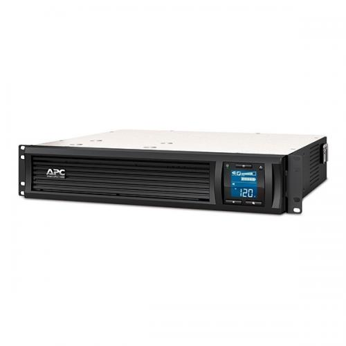 Bộ Lưu Điện UPS APC Smart-UPS 1500VA Rack Mount LCD 230V with SmartConnect Port SMC1500I-2UC