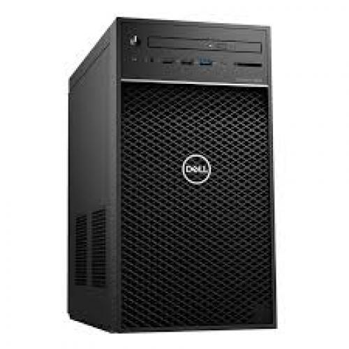 Máy Bộ Workstation Dell Precision Tower 3630 CTO BASE 42PT3630D08 (Xeon/16Gb/256GB SSD+1Tb/ Quadro P620/ Ubuntu)