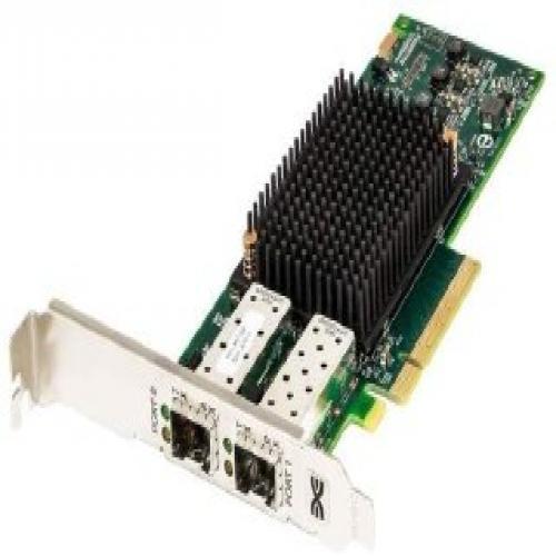 Card Emulex LPe31002-M6-D Dual Port 16Gb Fibre Channel HBA