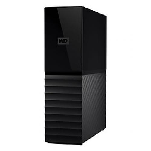 HDD WD My Book 8TB Multi (WDBBGB0080HBK-SESN)
