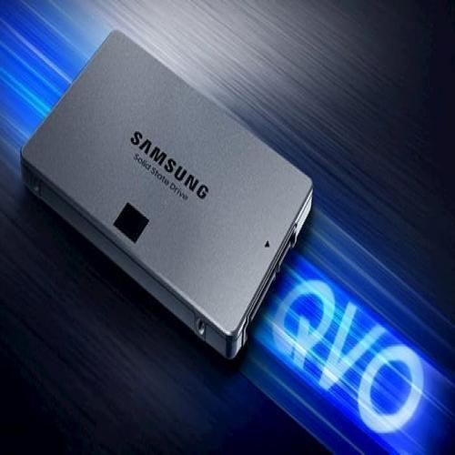 Ổ cứng SSD Samsung 870 Qvo 4TB 2.5-Inch SATA III MZ-77Q4T0