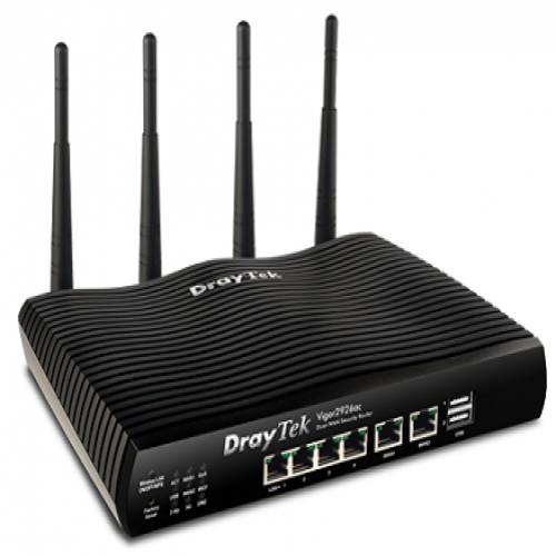 Thiết Bị Mạng Router WiFi DrayTek Vigor2926AC