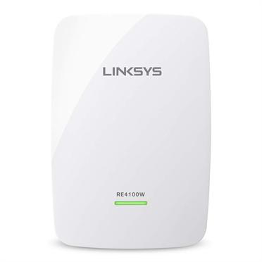 Bộ thu phát wifi Linksys RE4100W N600 Wireless Range Extender