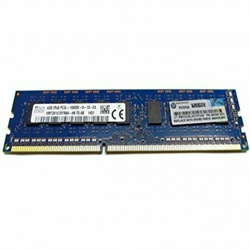 Bộ nhớ Ram HP 4GB 2Rx8 PC3L-10600E DDR3-1333