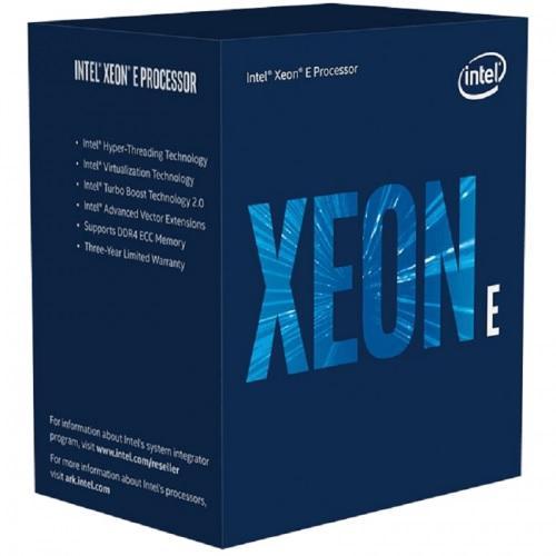 Intel® Xeon® E-2224 Processor 8M Cache, 3.40 GHz