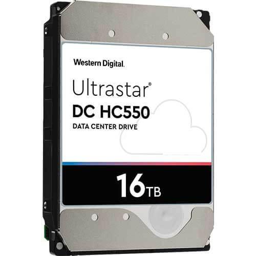 Ổ Cứng HDD Western Digital 16TB 3.5inch SATA 6Gb/s7.2K RPM